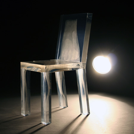 Exceptional ... To Form This First Ghost Collection. Studio Drift Use An Unique 3D  Technique To Create Unusual Subsurface Drawings Inside The Solid Plexiglas  Chairs. Awesome Ideas