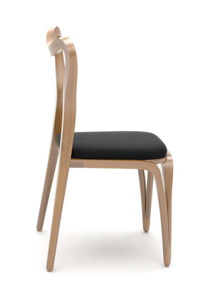 Conceived To Live Alongside The Stag Table, The Daina Chair Is Inspired By  The Suppleness Of The Fallow Deer And The Roundness And Grace Of The Female  Body, ...